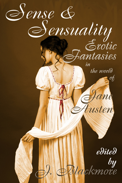 The cover for Sense and Sensuality
